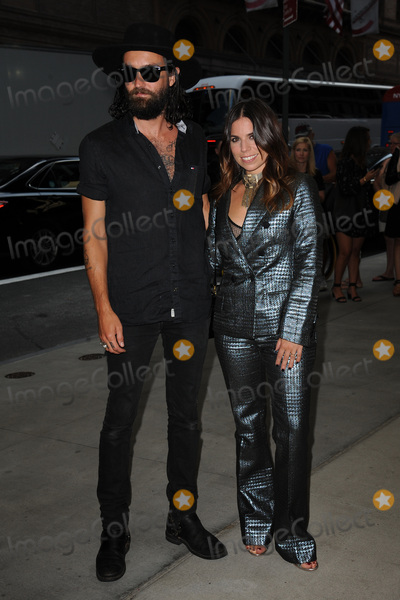 Ally Hilfiger Photo - September 8 2016  New York CitySteve Hash and Ally Hilfiger  attending the The Daily Front Rows 4th Annual Fashion Media Awards at Park Hyatt New York on September 8 2016 in New York City Credit Kristin CallahanACE PicturesTel 646 769 0430