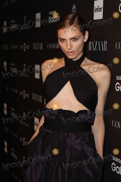 Andreja Pejic Photo - September 16 2015 New York CityAndreja Pejic arriving at the Harpers Bazaar Icons event at the Plaza Hotel on September 16 2015 in New York CityBy Line Nancy RiveraACE PicturesACE Pictures Inctel 646 769 0430
