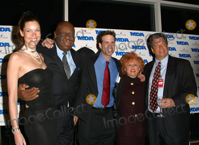 Cal Ramsey Photo - (L to R) Carol Alt Cal Ramsey Kenneth J Podziba   attending Muscular Dystrophy Associations Muscle Team Gala  Benefit at Pier Sixty in New York January 2003