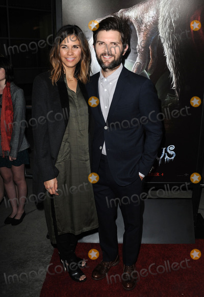 Adam Scott Photo - November 30 2015 LANaomi Scott and Adam Scott arriving at a screening of Krampus at the ArcLight Cinema on November 30 2015 in Hollywood CaliforniaBy Line Peter WestACE PicturesACE Pictures Inctel 646 769 0430