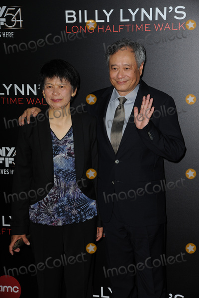 Ang Lee Photo - October 14 2016  New York CityJane Lin and Ang Lee attending Billy Lynns Long Halftime Walk during 54th New York Film Festival at AMC Lincoln Square Theater on October 14 2016 in New York CityCredit Kristin CallahanACE PicturesTel 646 769 0430