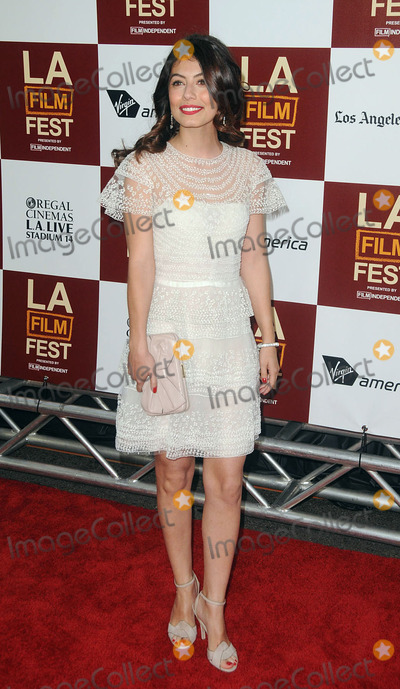 Alessandra Mastronardi Photo - June 14 2012 LAAlessandra Mastronardi arriving at Film Independents 2012 Los Angeles Film Festival Premiere of To Rome With Love at the Regal Cinemas LA LIVE Stadium 14 on June 14 2012 in Los Angeles California