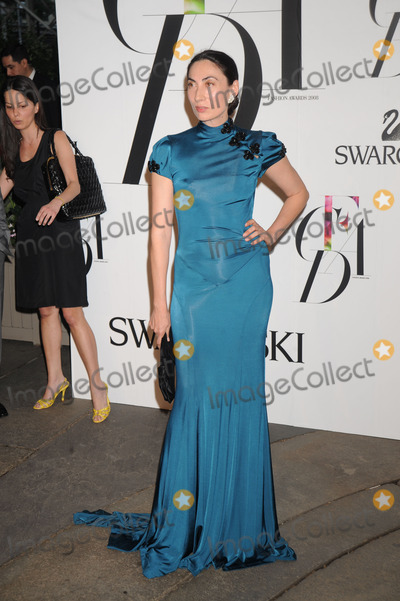 Anh Duong Photo - Anh Duong arriving at the 2008 CFDA Fashion Awards at the New York Public Library