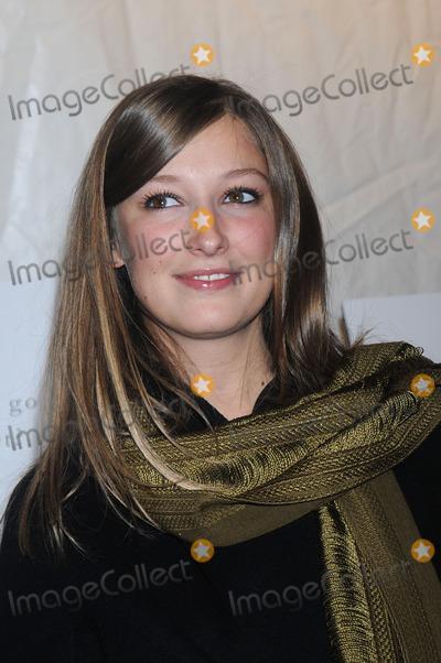 Alexandra Maria Lara Photo - Actress Alexandra Maria Lara at the New York premiere of The Reader on December 3 2008 in New York City
