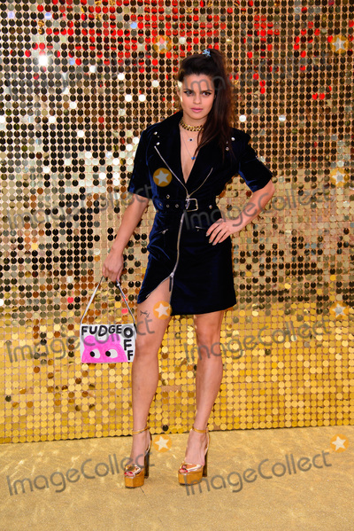 Bip Ling Photo - June 29 2016 LondonBip Ling arriving at the World Premiere of Absolutely Fabulous The Movie at the Odeon Leicester Square on June 29 2016 in London EnglandBy Line FamousACE PicturesACE Pictures IncTel 6467670430