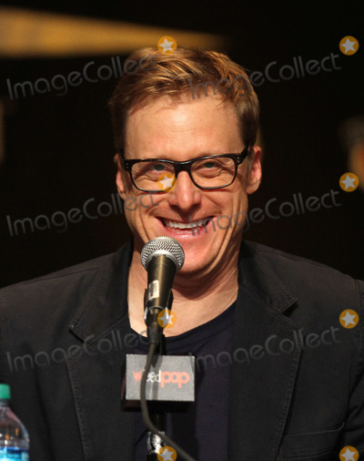 Alan Tudyk Photo - October 10 2015 New York CityAlan Tudyk speaking at New York Comic-Con at the Jacob K Javits Convention Center on October 10 2015 in New York CityBy Line Nancy RiveraACE PicturesACE Pictures Inctel 646 769 0430