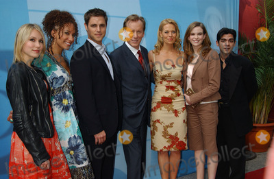 Alexis Cruz Photo - Actors Sarah Carter Sophina Brown Sean Maguire James Woods Jeri Ryan Danielle Panabaker and Alexis Cruz arriving at the CBS Upfronts event