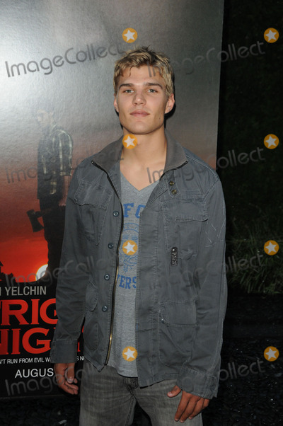 Chris Salonga Photo - Chris Salonga attends the Fright Night  Screening at the Archlight Theater in Los Angeles CA