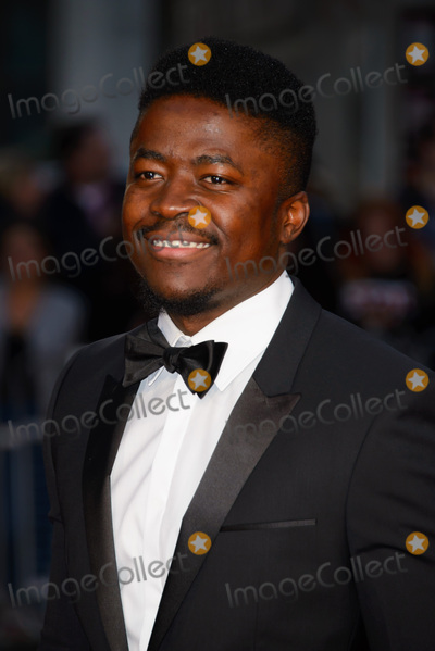 Arnold Oceng Photo - October 5 2016 LondonArnold Oceng arriving at the Opening Night Gala screening of A United Kingdom during the 60th BFI London Film Festival at The Mayfair Hotel on October 5 2016 in London England By Line FamousACE PicturesACE Pictures IncTel 6467670430