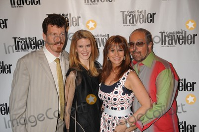 Alex McCord Photo - personalities Simon VanKempen Alex McCord Jill Zarin and Bobby Zarin attend Conde Nast Travelers 8th Annual Hot List Party  at Mansion in New York City