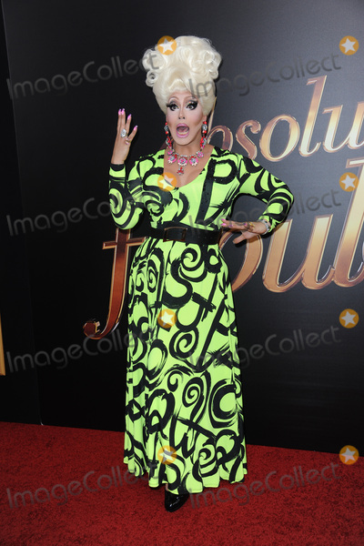 Alexis Michelle Photo - July 18 2016  New York CityAlexis Michelle attending the New York premiere of Absolutely Fabulous The Movie at SVA Theater on July 18 2016 in New York CityCredit Kristin CallahanACE PicturesTel 646 769 0430