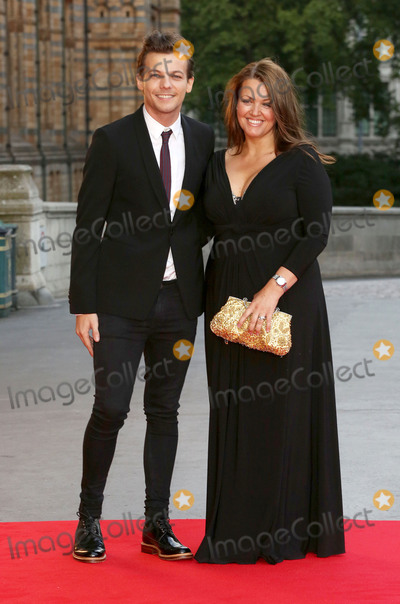 Cinderella Photo - August 10 2015 LondonLouis Tomlinson and his mother Johannah Deakin arriving at the Believe In Magic Cinderella Ball at the Natural History Museum on August 10 2015 in LondonBy Line FamousACE PicturesACE Pictures Inctel 646 769 0430