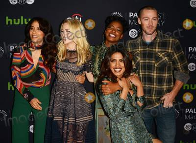 Aunjanue Ellis Photo - October 17 2016 New York City (L-R) Actors Yasmine Al Massri Johanna Braddy Priyanka Chopra Aunjanue Ellis and Jake McLaughlin arriving at the PaleyFest New York 2016 Quantico at The Paley Center for Media on October 17 2016 in New York City By Line Nancy RiveraACE PicturesACE Pictures IncTel 6467670430