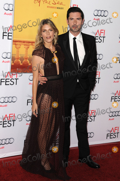Melvil Poupaud Photo - November 5 2015 New York CityMelvil Poupaud and Melanie Laurent arriving at the AFI FEST 2015 Opening Night Gala Premiere Of Universal Pictures By The Sea at the TCL Chinese 6 Theatre on November 5 2015 in Hollywood CaliforniaBy Line Peter WestACE PicturesACE Pictures Inctel 646 769 0430