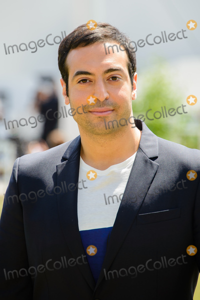 Mohammed Al Turki Photo - June 15 2015 LondonMohammed Al Turki arrives at the Burberry Menswear SS16 Show in Hyde Park on June 15 2015 in LondonBy Line FamousACE PicturesACE Pictures Inctel 646 769 0430