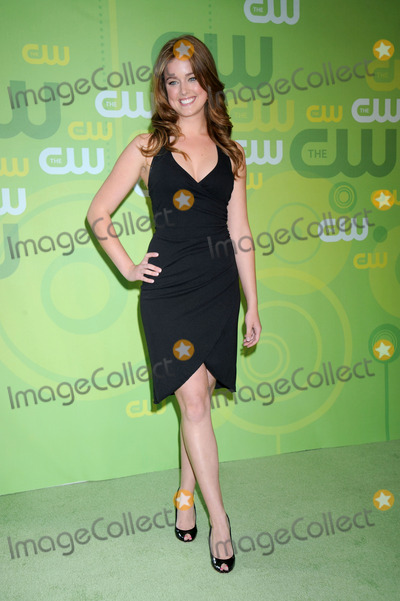 ASHLEY NEWBROUGH Photo - Actress Ashley Newbrough attends the CW Network Upfronts at Lincoln Center