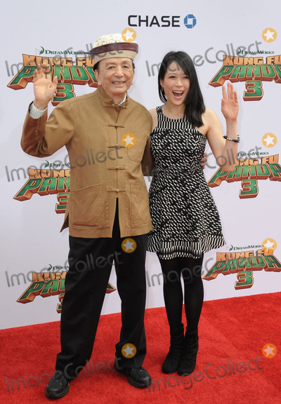 April Hong Photo - January 16 2016 LAJames Hong and his daughter April arriving at the premiere of DreamWorks Animation and Twentieth Century Foxs Kung Fu Panda 3 at the TCL Chinese Theatre on January 16 2016 in Hollywood CaliforniaBy Line Peter WestACE PicturesACE Pictures Inctel 646 769 0430