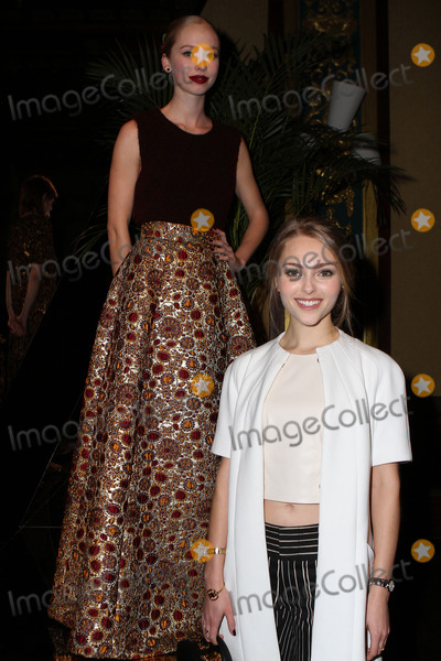 Anna Sophia Robb Photo - February 16 2015 New York CityAnnaSophia Robb at the alice  olivia by Stacey Bendet fashion presentation on February 16 2015 in New York City By Line Nancy RiveraACE PicturesACE Pictures Inctel 646 769 0430