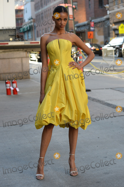Aya Jones Photo - June 9 2016  New York CityAya Jones attending the 7th Annual amfAR Inspiration Gala at Skylight at Moynihan Station on  on June 9 2016 in New York CityCredit Kristin CallahanACE PicturesTel 646 769 0430