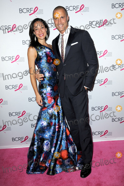 Nigel Barker Photo - April 12 2016 New York CityCristen Barker and Nigel Barker attending the pink carpet at the Breast Cancer Research Foundations Hot Pink Party at the Waldorf Astoria Hotel on April 12 2016 in New York CityCredit Kristin CallahanACE PicturesACE Pictures Inctel 646 769 0430