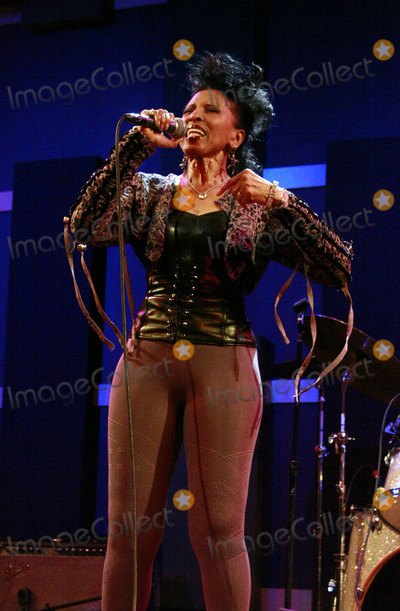 Nona Hendryx Photo - July 15 2012 PhiladelphiaSinger Nona Hendryx performs at the World Cafe Live on July 15 2012 in Philadelphia
