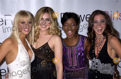 Kelly Brady Photo - NEW YORK MARCH 8 2005    Kelly Brady Rachel Krupa Lizzie Grubman Millie Monyo and Alli Zweben attend the premiere party of MTVs new reality show Power Girls
