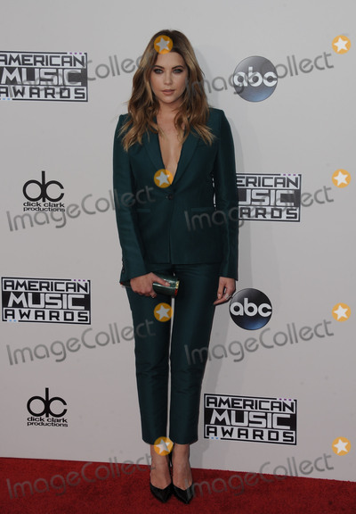 Ashley Benson Photo - November 22 2015 LAAshley Benson arriving at the 2015 American Music Awards at the Microsoft Theater on November 22 2015 in Los Angeles CaliforniaBy Line Peter WestACE PicturesACE Pictures Inctel 646 769 0430
