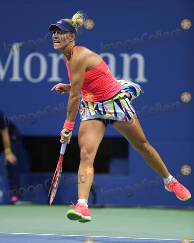 Angelique Kerber Photo - September 2 2016 New York CityAngelique Kerber on Day Five of the 2016 US Open at the USTA Billie Jean King National Tennis Center on September 2 2016 in New York CityBy Line SolarACE PicturesACE Pictures IncTel 6467670430