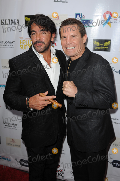 Cesar Chavez Photo - June 15 2016 Miami FLPepe Gomez (L) and Julio Cesar Chavez attending the Foundation Baja Del Sol charity event at the Kilma Restaurant on June 15 2016 in Miami Beach FloridaBy Line SolarACE PicturesACE Pictures IncTel 6467670430