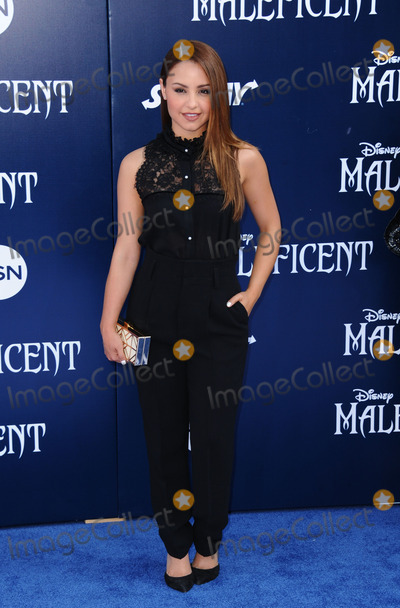 Amiee Carrero Photo - May 28 2014 LAAmiee Carrero arriving at the World Premiere Of Disneys Maleficent at the El Capitan Theatre on May 28 2014 in Hollywood California