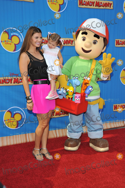 Ali LandryEstela Photo - Actress Ali Landry and daughter Estela at the premiere of Handy Manny Motorcycle Adventure at ArcLight Cinemas on September 26 2009 in Hollywood CA