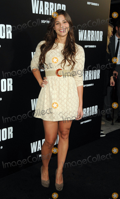Ana Ayora Photo - Actress Ana Ayora arriving at the premiere of Warrior at the Arclight Hollywood on September 6 2011 in Hollywood California