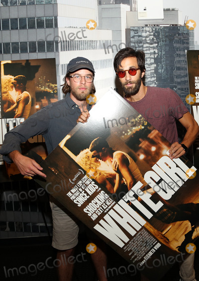 Henry Joost Photo - August 22 2016 New York CityProducer Henry Joost (L) and executive producer Ariel Schulman attending the New york premiere of White Girl at Angelika Film Center on August 22 2016 in New York CityBy Line Serena XuACE PicturesACE Pictures IncTel 6467670430