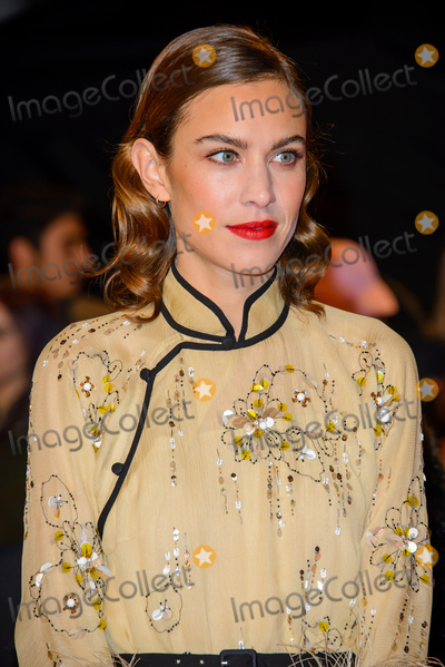 Alexa Chung Photo - December 5 2016 LondonAlexa Chung arriving at The Fashion Awards 2016 at the Royal Albert Hall on December 5 2016 in LondonBy Line FamousACE PicturesACE Pictures IncTel 6467670430