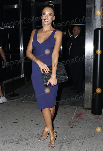 Narciso Rodriguez Photo - September 15 2015 New York CityJessica Alba arriving at the Narciso Rodriguez Spring 2016 fashion show during New York Fashion Week at SIR Stage 37 on September 15 2015 in New York CityBy Line Nancy RiveraACE PicturesACE Pictures Inctel 646 769 0430