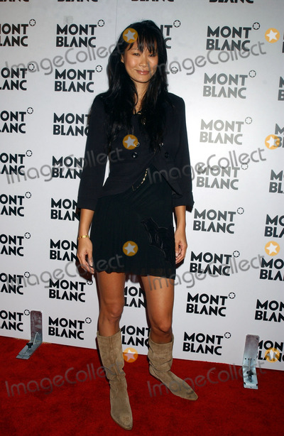Audrey Quock Photo - NEW YORK  OCTOBER 11 2005      Audrey Quock at a launch party for Mont Blancs first womens jewelry line
