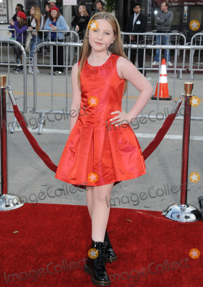 Ella Anderson Photo - March 28 2016 LAElla Anderson arriving at the premiere of The Boss at the Regency Village Theatre on March 28 2016 in Westwood CaliforniaBy Line Peter WestACE PicturesACE Pictures Inctel 646 769 0430