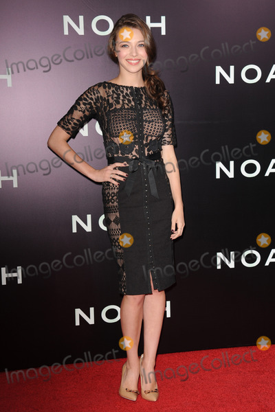 Ariane Rinehart Photo - March 26 2014 New York CityAriane Rinehart attending the Noah New York premiere at Ziegfeld Theatre on March 26 2014 in New York City