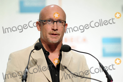 Alex Gibney Photo - Director Alex Gibney on stage at  the opening press conference for the 2010 Tribeca Film Festival at the Tribeca Performing Arts Center on April 20 2010 in New York City