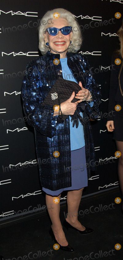 Ann Slater Photo - Anne Slater arriving to the MAC Chinese New Year Party kicking off Olympus Fashion Week