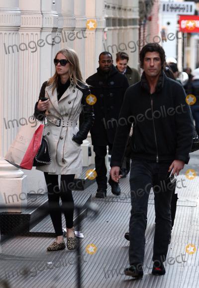 Brandon Davis Photo - Nicky Hilton and Brandon Davis went shopping in Soho on February 9 2012 in New York City