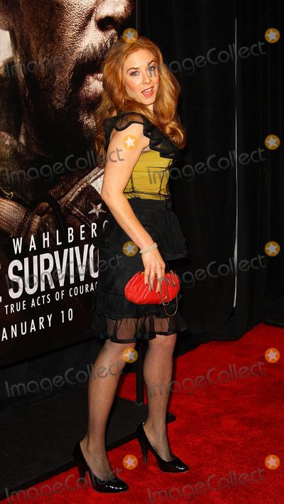 Amanda Rowan Photo - December 3 2013 New York CityAmanda Rowan arriving at the Lone Survivor New York premiere at Ziegfeld Theater on December 3 2013 in New York City