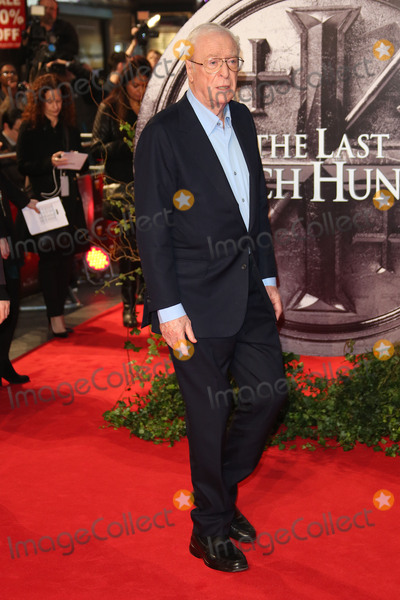 Michael Cain Photo - October 19 2015 101915Sir Michael Caine attending the UK Premiere of The Last Witch Hunter at the Empire Leicester Square on October 19 2015 in London EnglandBy Line FamousACE PicturesACE Pictures Inctel 646 769 0430