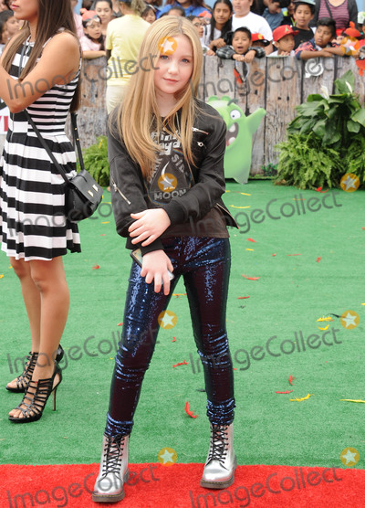 Ella Anderson Photo - May 7 2016 LAElla Anderson arriving at the premiere of Sony Pictures The Angry Birds Movie at the Regency Village Theatre on May 7 2016 in Westwood CaliforniaBy Line Peter WestACE PicturesACE Pictures Inctel 646 769 0430