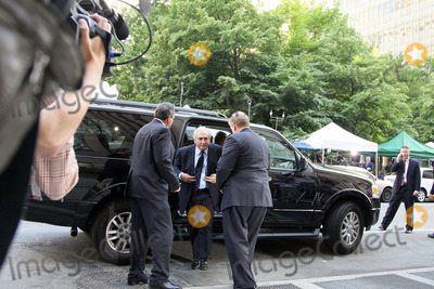 Anne Sinclair Photo - Former head of the IMF Dominique Strauss-Kahn and his wife Anne Sinclair arriving at Manhattan Criminal court to plead regarding sex-related charges on June 6 2011 in New York City