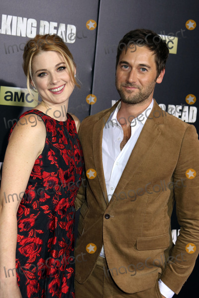 Alexandra Breckenridge Photo - October 9 2015 New York CityAlexandra Breckenridge and Ryan Eggold arriving at the season six premiere of The Walking Dead at Madison Square Garden on October 9 2015 in New York CityBy Line Philip VaughanACE PicturesACE Pictures Inctel 646 769 0430
