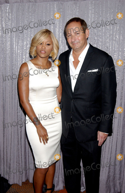 Alber Elbaz Photo - Rapperactress Eve and MAC Cosmetics President John Demsey arrives at the FIT Couture Council Luncheon Honoring Alber Elbaz Of Lanvin held at the Rainbow Room