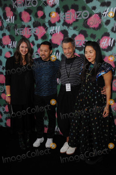 Ann Sofie Photo - October 19 2016  New York CityHumberto Leon Carol Lim Ann-Sofie Johansson Jean-Paul Goude attending KENZO x HM Launch Event Directed By Jean-Paul Goude at Pier 36 on October 19 2016 in New York CityCredit Kristin CallahanACE PicturesTel 646 769 0430