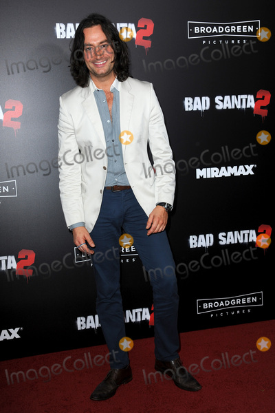 Constantine Maroulis Photo - November 2016  New York CityConstantine Maroulis attending the Bad Santa 2 New York Premiere at AMC Loews Lincoln Square 13 theater on November 15 2016 in New York CityCredit Kristin CallahanACE PicturesTel 646 769 0430