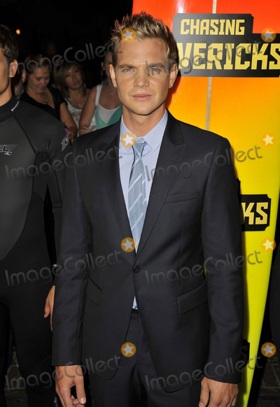 Taylor Handley Photo - October 18 2012 LA Taylor Handley arriving at the Chasing Mavericks premiere at Pacific Theaters at the Grove on October 18 2012 in Los Angeles California